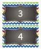Number Labels 1-10
