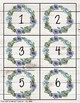 Number Labels 1-30 *EDITABLE* - Succulent