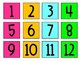 Number Labels (Numbers 1-36)