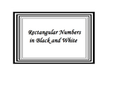 Number Labels in Rectangles