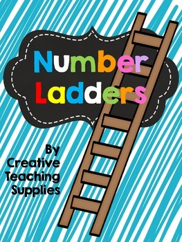 Number Ladders 1 - 120