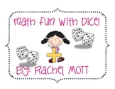 Number Learning With Dice!