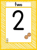 Number Line 0-20 with Coins and Base Ten Blocks