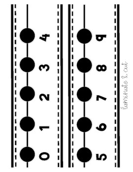 Number Line 0 - 120