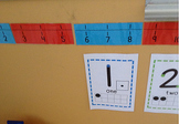Number Line 0 to 203 - Printable for Classroom Wall
