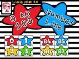 Number Line 1-100