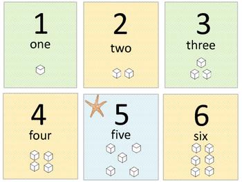 Number Line 1 - 120