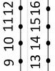 Number Line 1-24