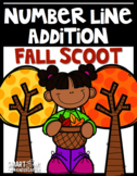 Number Line Addition Scoot
