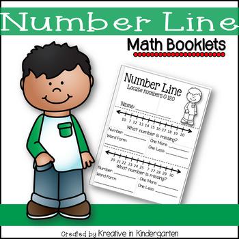 Number Line Booklet