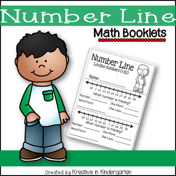 Number Line Booklet