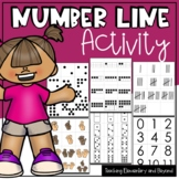 Number Line: Building Fluency 0 to 20