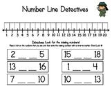 Number Line Detective