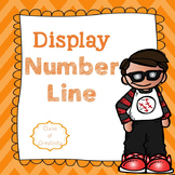 Number Line - Display