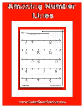 Number Line & Equality Counts Combo ~ Counting Shapes Coins Plus ~ Reading