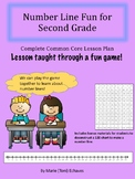 Number Line Fun for Second Grade