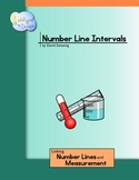 Number Line Intervals: Preparing to Measure