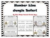 Number Line Jungle Safari