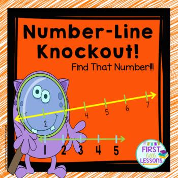 Number Line Knockout! Find That Number!!!