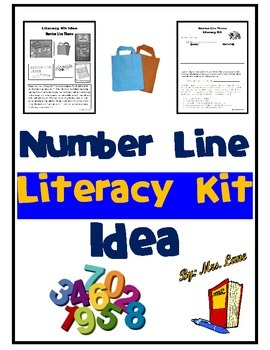 Number Line Literacy Kit Idea