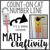 Number Line Math Craft
