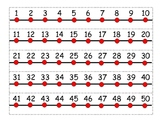 Number Line - Mini\Personal Number Line