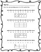 Number Line Number Sense - Back to School Worksheets