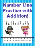 Addition to 20 / Addition with Number Line