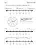 Number Line Probability