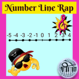 Number Line Rap and Lesson Plan