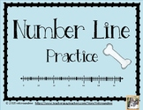 Number Line Review