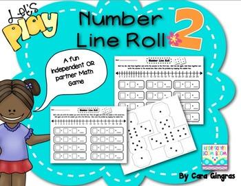 Number Line - Addition 2