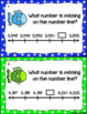 Number Line Scoot (Numbers 1,000-9,999)