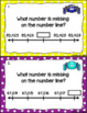 Number Line Scoot (Numbers 10,000-99,999)