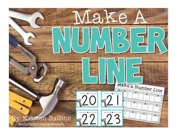Number Line Toolbox