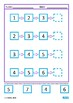 Number Line 1-20 Cut & Paste Autism Special Education, What Number Next?