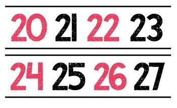 Number Line for Even/Odd Numbers 0-120 {White Series}