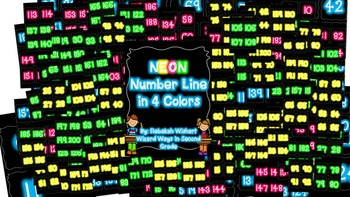 Number Line in NEON