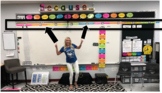Number Line to 1000 - Color-Coded  for Rounding