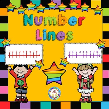 Number Lines 1 - 120