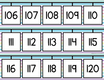 Number Lines
