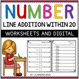 Number Lines Addition