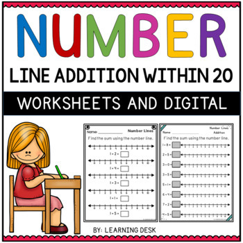 Number Lines Addition