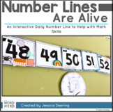 Interactive Classroom Number Line