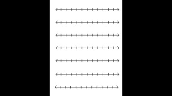 Number Lines: Nice for Rounding, Skip-Counting, Adding/Subtracting