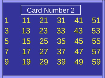 Number Magic: PowerPoint