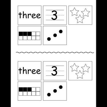 Number Mapping 0 - 10