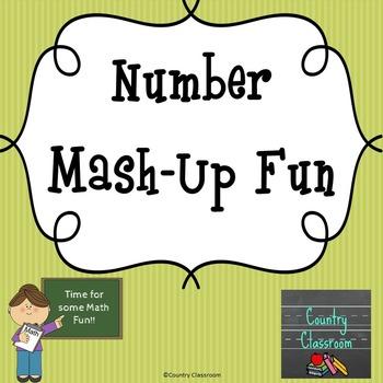 Number Mash-Up Fun 2.NBT.1 Place Value