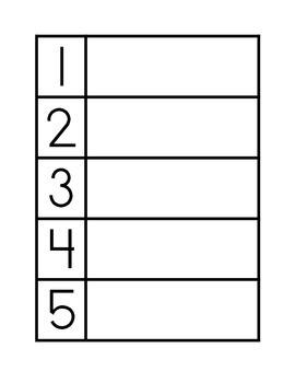 Number Mat (Quantity)