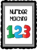 Number Match 1-10/1:1 Correspondence File Folder